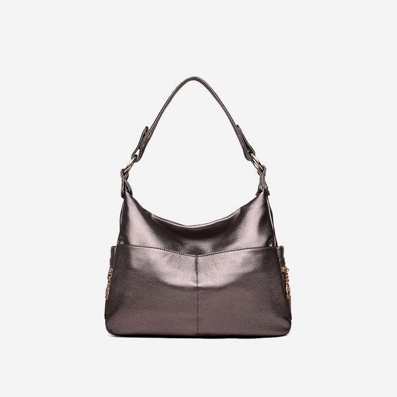 sac-bandouliere-femme-cuir-argent
