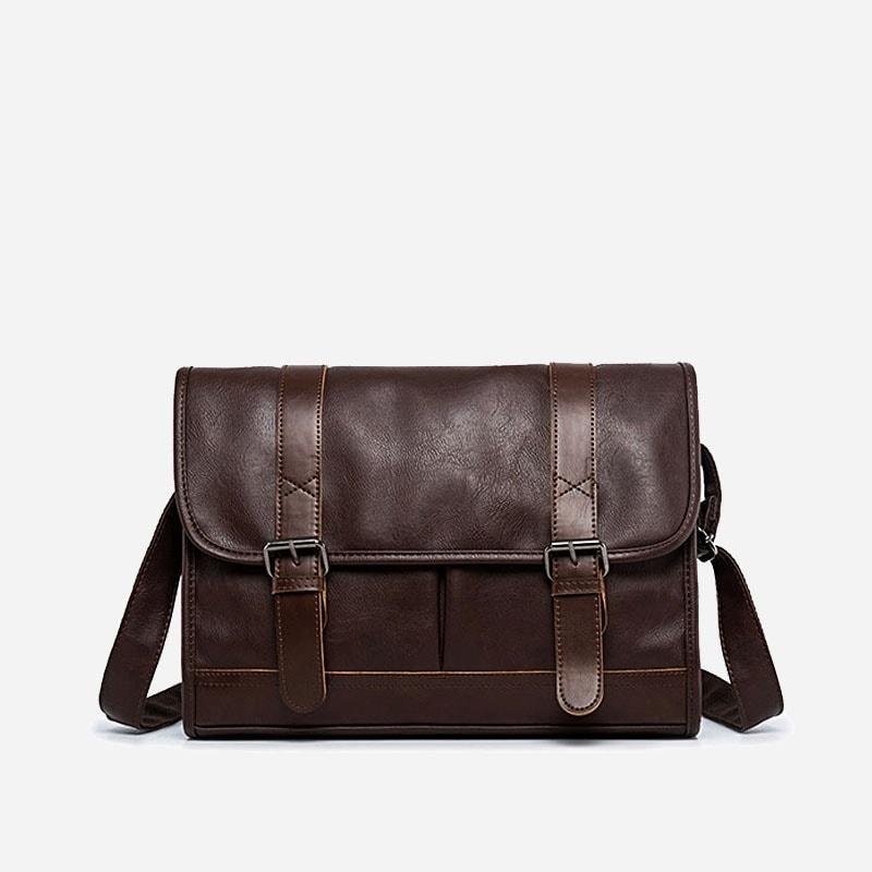 sac-besace-bandouliere-cartable-cuir-brun