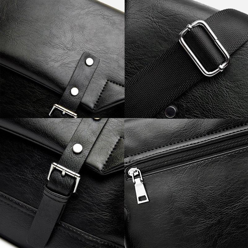 sac-besace-homme-bandouliere-cuir-noir-details