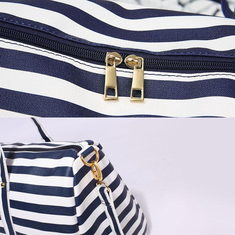 sac-voyage-48h-femme-bleu-mariniere-details