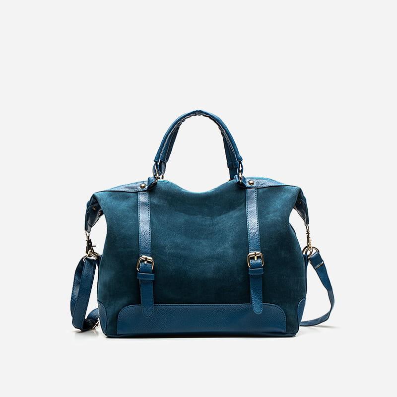sac-cabas-cuir-nubuck-suedine-bleu