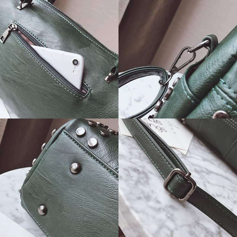 sac-weekend-cloute-cuir-vert-femme-zoom