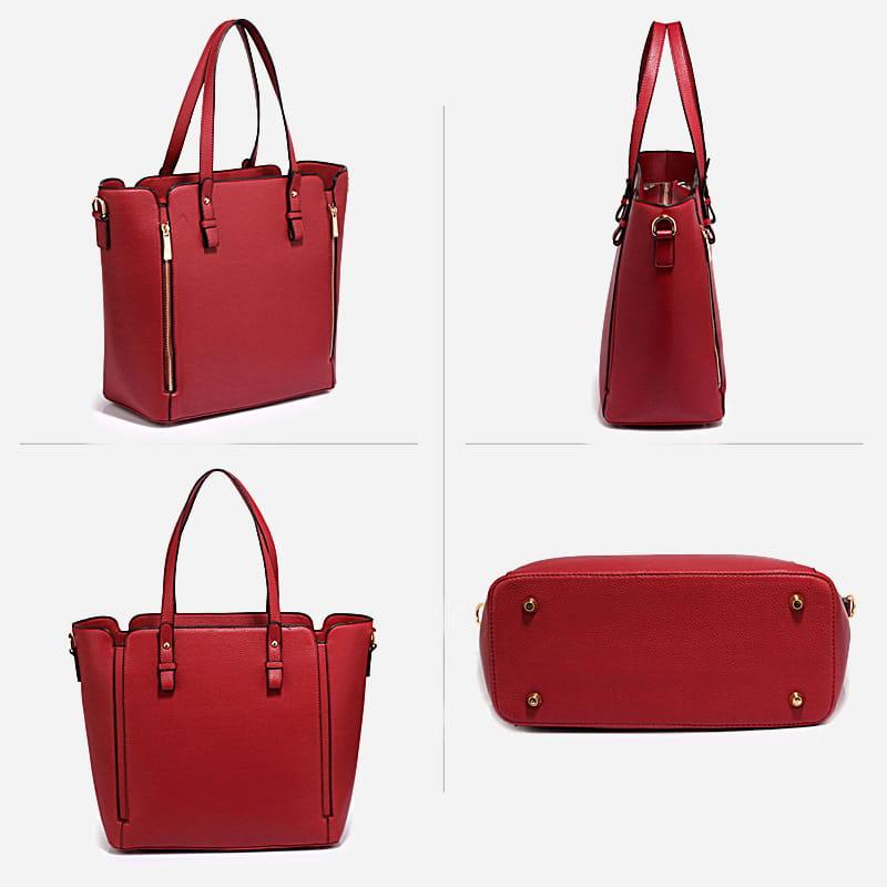 sac-a-main-cuir-rouge-anna-grace-details
