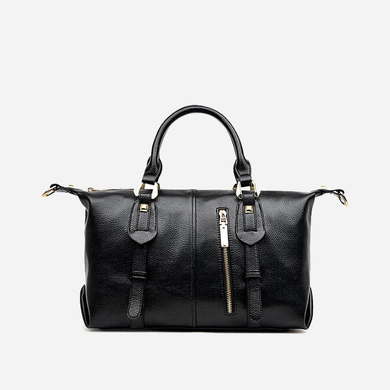 sac-cabas-bandouliere-femme-cuir-noir