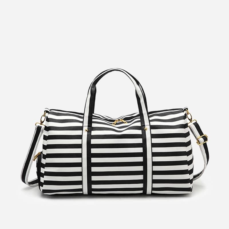 sac-voyage-48h-femme-noir-mariniere