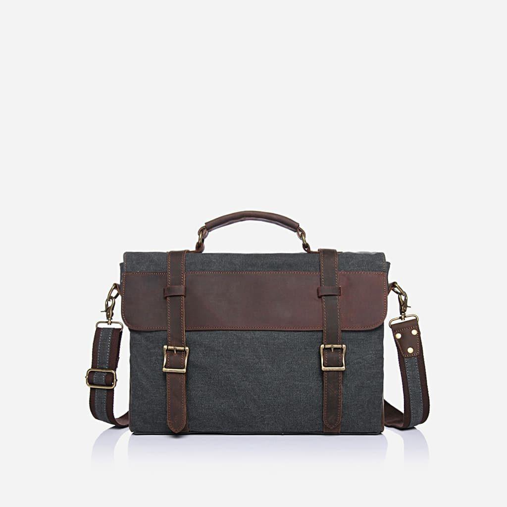 sacoche-besace-home-toile-cuir-veritable-gris-brun