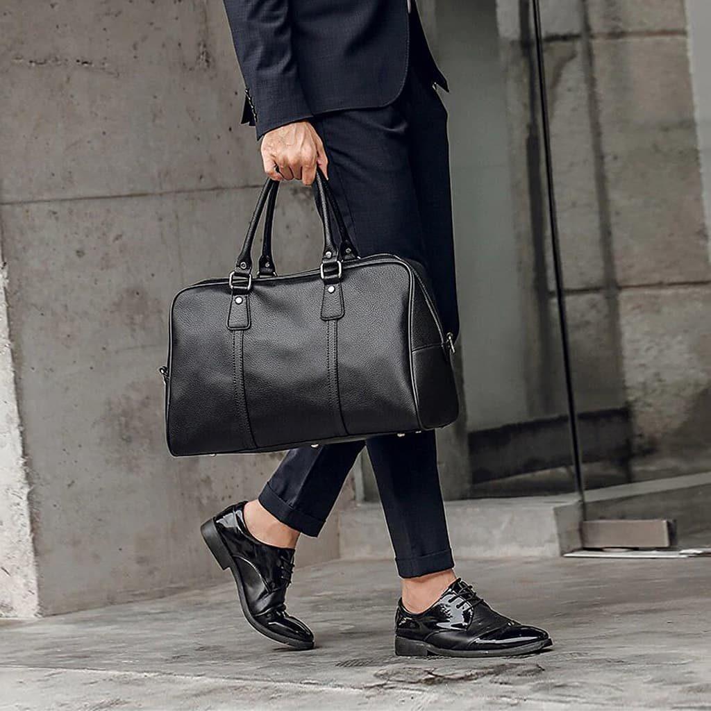 sac-voyage-homme-cuir-noir-porte-main