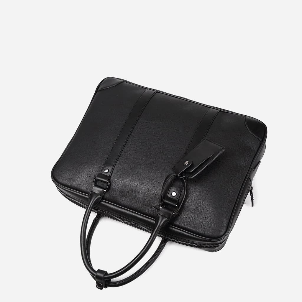 sacoche-ordinateur-porte-documents-cuir-saffiano-noir-S15008
