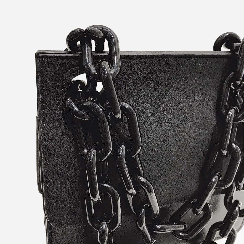 besace-grosse-chaine-noir-S14988