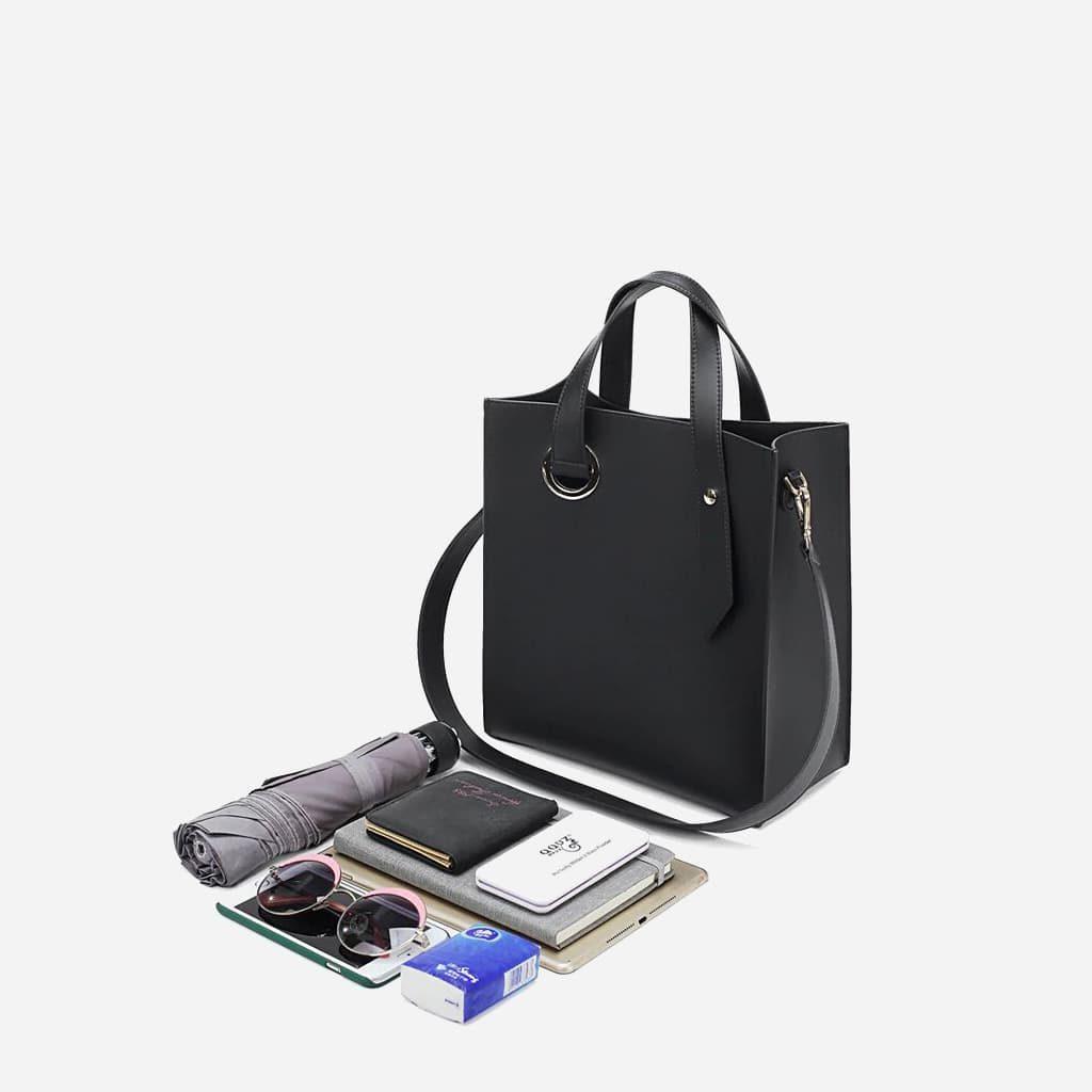 rangements-affaires-sac-cabas-cuir-noir-oeillet-S16000