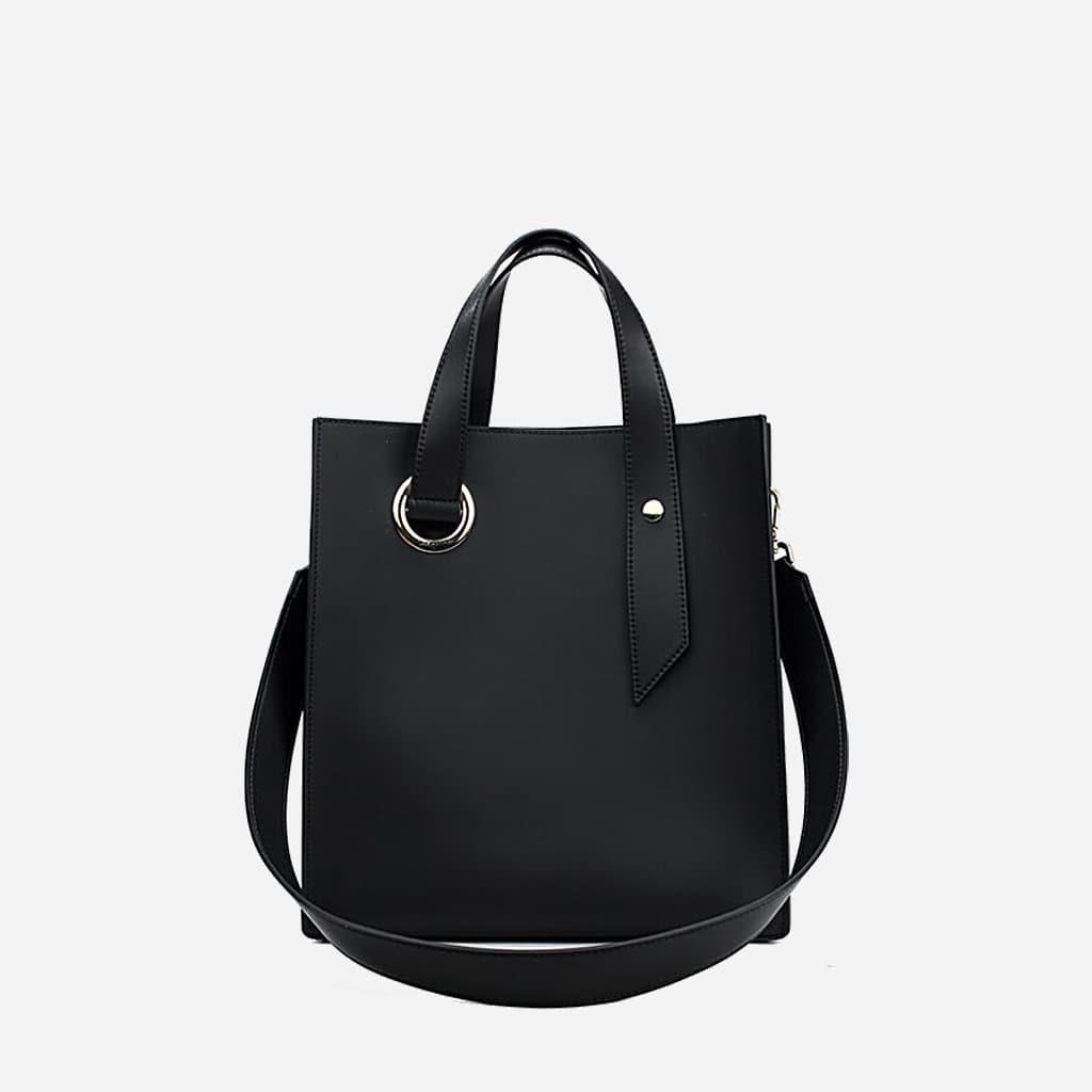 sac-cabas-cuir-noir-oeillet-S16000